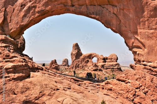 Tablou Canvas Travel to Arches National Park