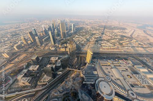 Fotografie, Obraz  Cityscape of Dubai, United Arab Emirates.