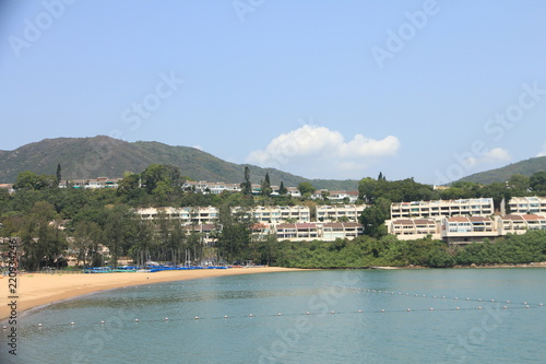 Photo  Discovery Bay – a neighborhood favored by expats in Hong Kong