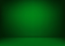 Luxury Green Abstract Backgrou...
