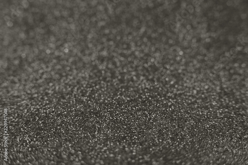 Fotografia  Brilliant black and white background