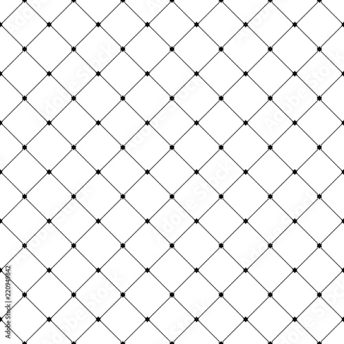 cell-grid-with-diagonal-lines-seamless-background-pattern-tiles-latticed-geometric-texture-vector-luxury-art