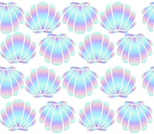 Holographic Seashells Seamless...