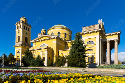 Fototapeta Eger Cathedral Basilica obraz