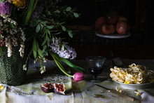 Nature Morte With Fig