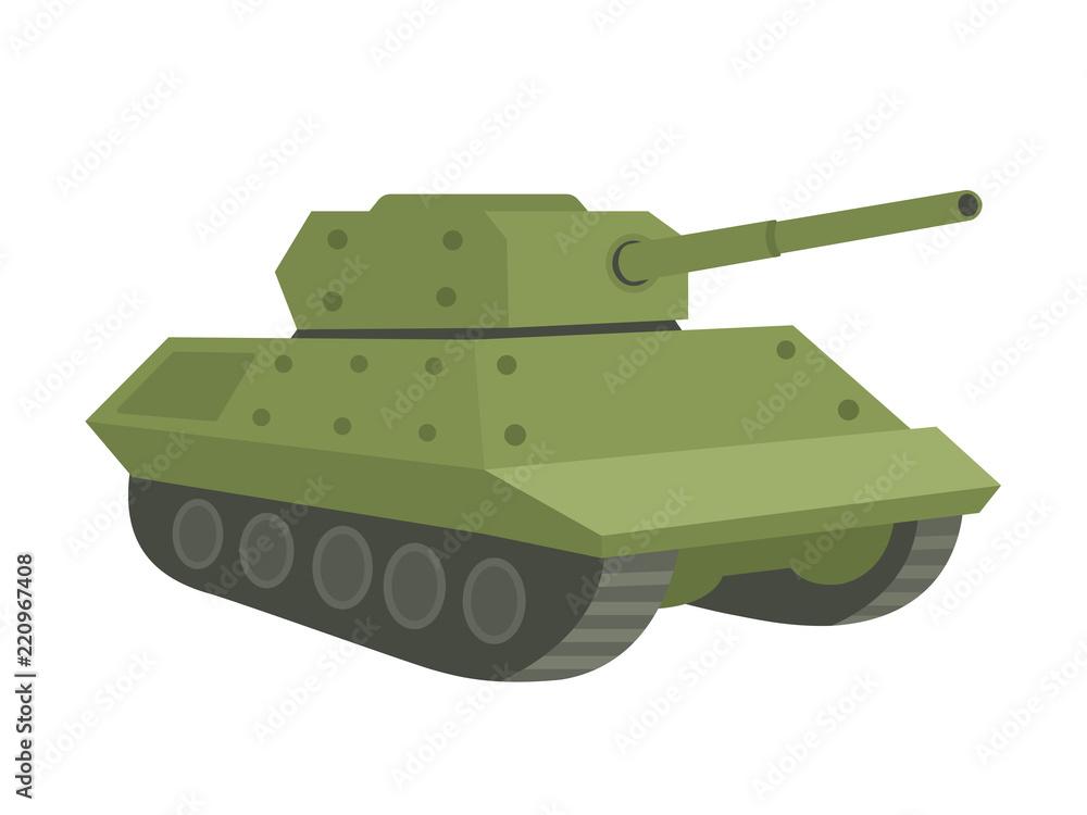 Fototapeta 戦車