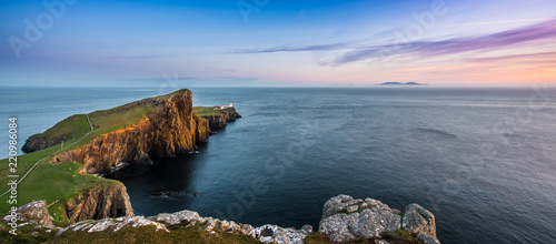Fototapeta Neist Point Lighthouse on Skye