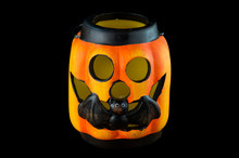 Halloween Pumpkin, Isolated Su...