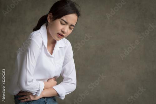 acid reflux cramp