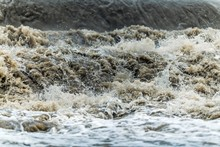 Flood Wave Water Disaster