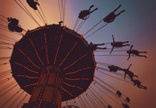 Beautiful Fair Sunset Photo Of...