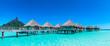 canvas print picture - Bora Bora