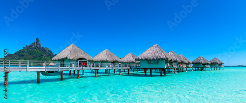 Photo Stands Turquoise Bora Bora