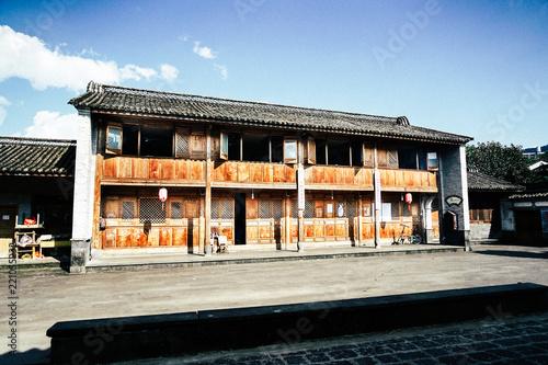 Foto op Plexiglas Xian Bai building