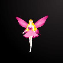 Fairy Logo Icon