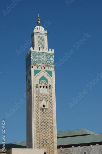 minareto a casablanca Slika na platnu