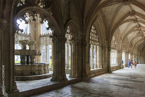 The Batalha's Monastery, Portugal Wallpaper Mural