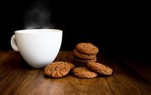 Homemade Chocolate Cookies Eat...