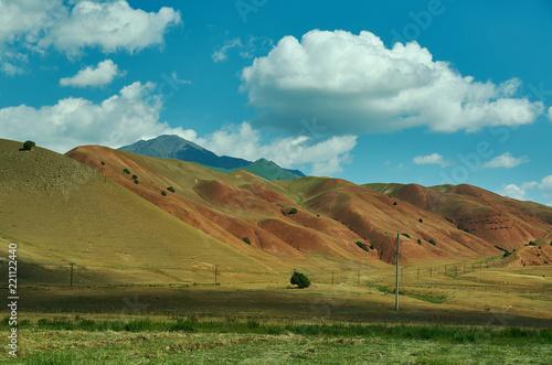 Foto op Aluminium Asia land Taldyk Pass