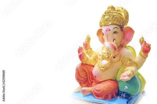 Tablou Canvas lord ganesha , Ganesh festival