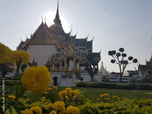 Photo  Temple - Bangkok Thailande