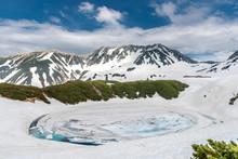 Tateyame Icey Lake