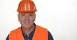Engineer Man Worker Specialist Friendly Looking Ahead Listen Carefully Smiling