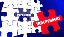 Independence Vs Dependent Self...