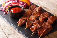 Recipe Of A Spicy African Suya...