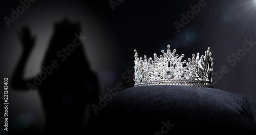 Fotografija  Diamond Silver Crown Miss Pageant Beauty Contest