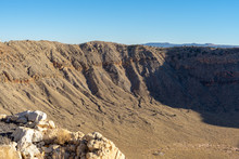 Meteor Crater In Winslow Arizo...