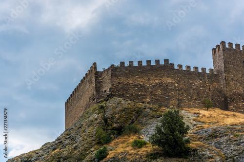 Foto  Ancient fortress