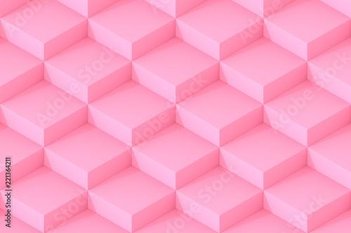 rozowy-kwadratowy-abstrakcjonistyczny-tlo-tlo-kostki-3d-render-tlo