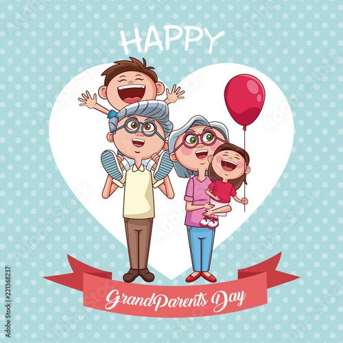 Fényképezés Happy grandparents day