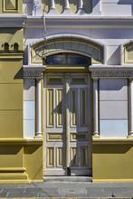 Beautiful Old Yellow House