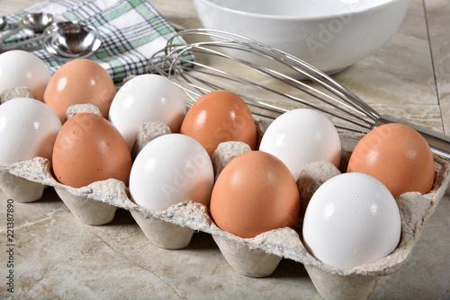 Organic cage-free Eggs
