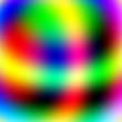 canvas print picture - Bunte Formen und Muster