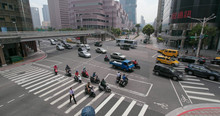 Traffic In Taipei City