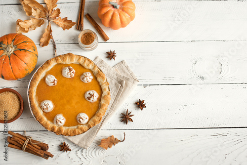 Pumpkin Pie Tablou Canvas