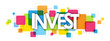 INVEST letters banner