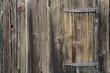 Fensterladen aus Holz 1