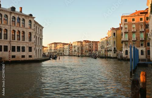 il quartiere di Rialto a Venezia