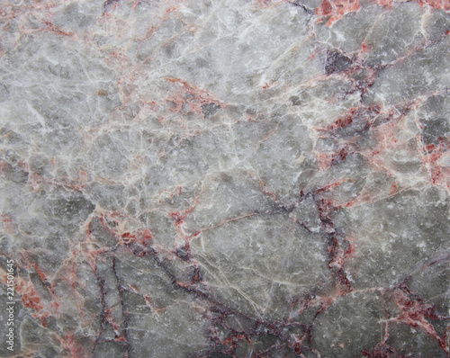 Stickers pour porte Marbre Purple Marble