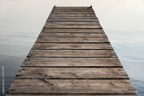 Dock Perspective Background