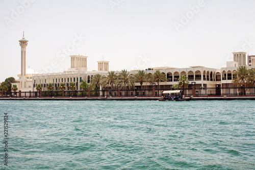 Fotografía View across Dubai Creek
