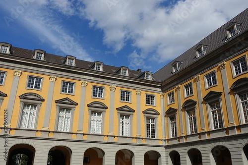 Keuken foto achterwand Oude gebouw Universität Bonn