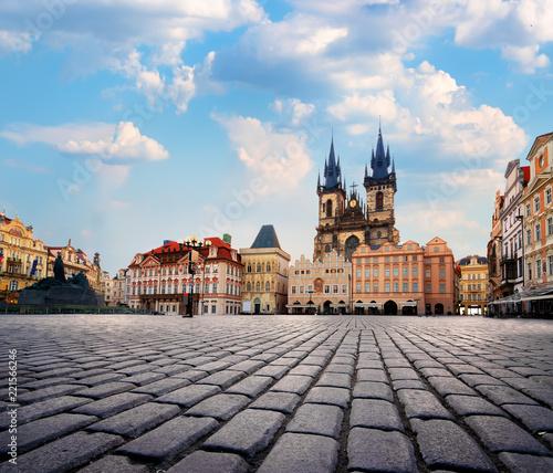 Papiers peints Con. ancienne Staromestska square in Prague