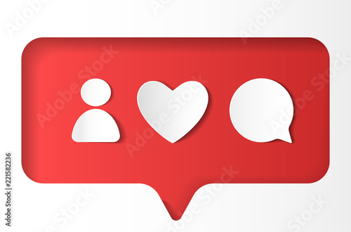 Fotografija  Social networSocial network icons pack