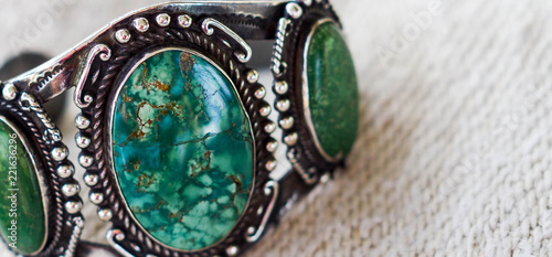 Spiritual turquoise