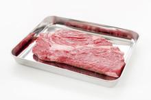 牛肩ロースステーキ